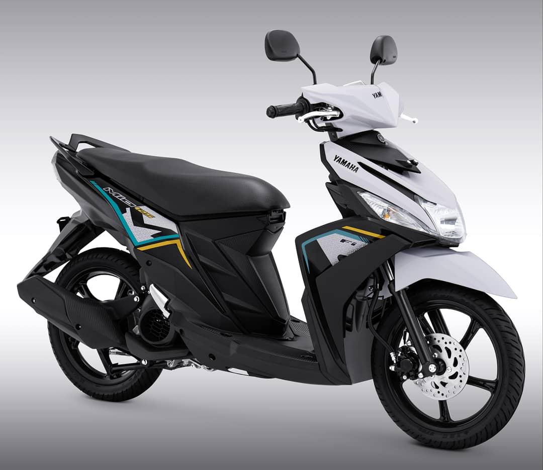 Yamaha Mio M3 Hadir Dengan Warna Baru Lebih Segar!