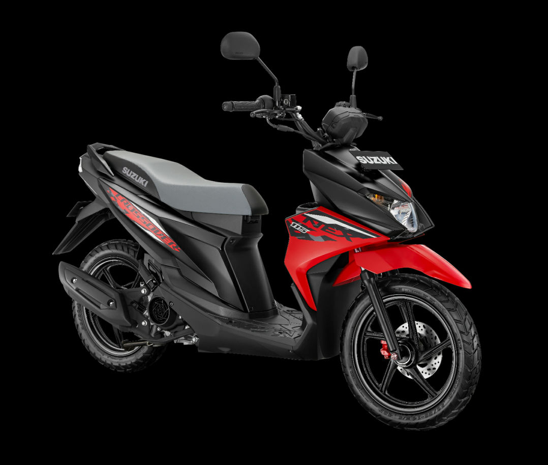 Suzuki NEX CROSSOVER Resmi Meluncur, Siap Berpetualang!