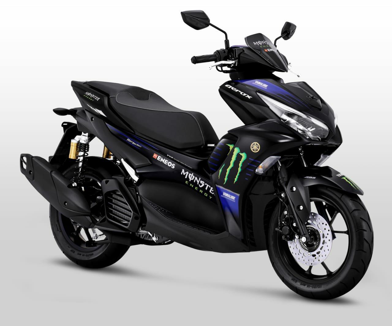 Apa Kata Food Blogger Tentang Yamaha All New Aerox 155 Connected?