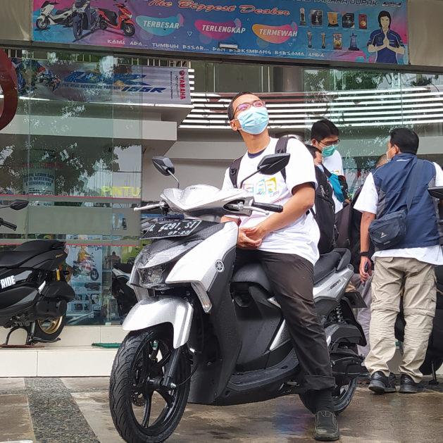 Yamaha Gear 125 Resmi Meluncur Di Jawa Timur, Harga Mulai 18 Jutaan!