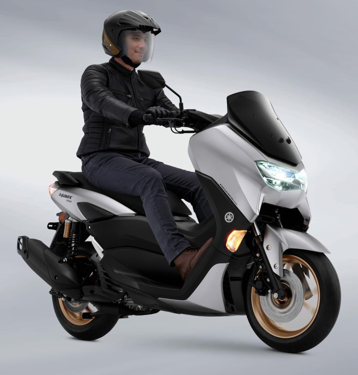 Ini Dia 5 Alasan Kenapa Memilih Skutik Maxi Yamaha 155cc