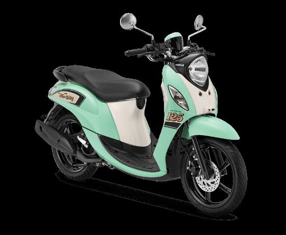 Yamaha Luncurkan Warna Baru Fino Sporty 2021