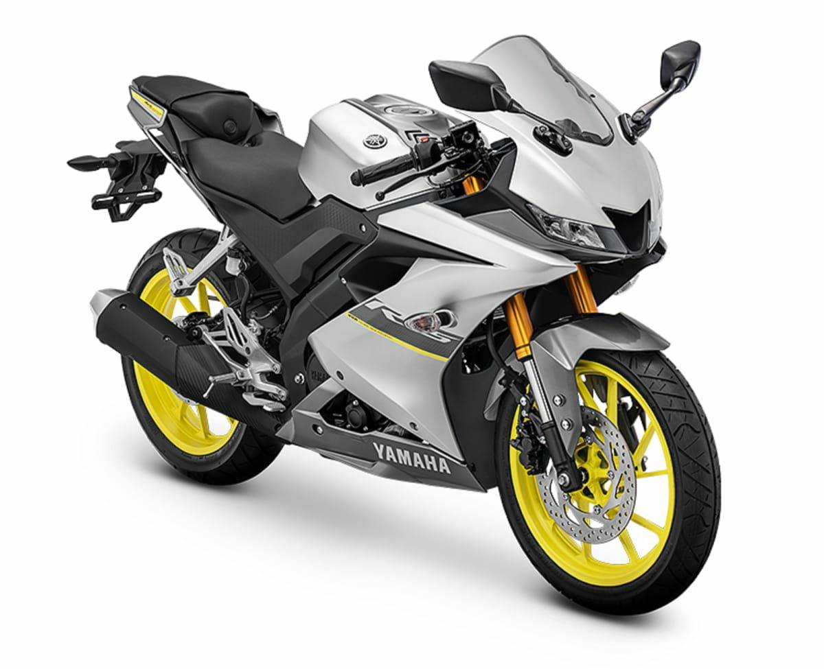 Warna Baru Yamaha R15 2021, Mantab!