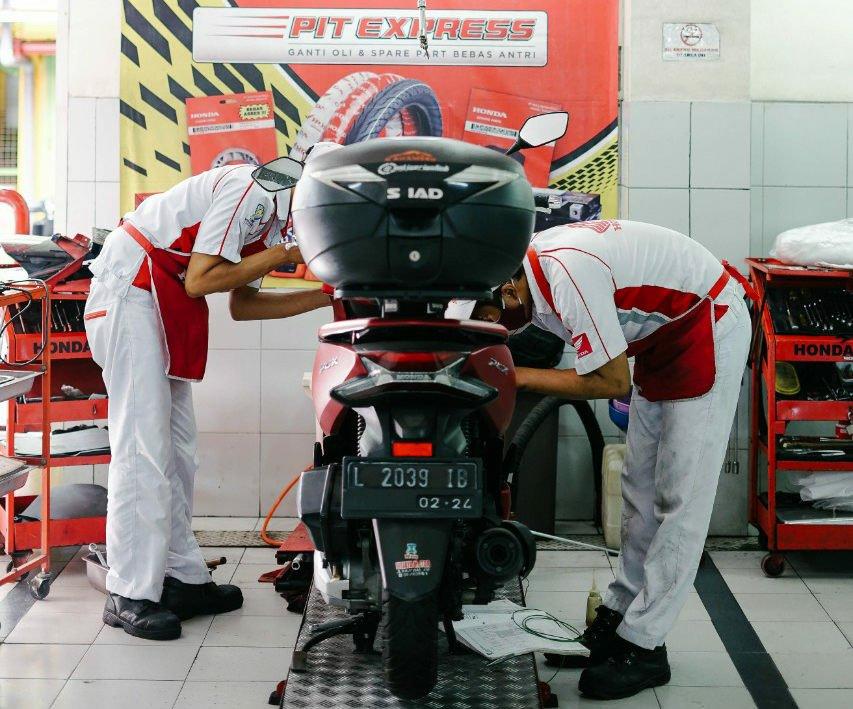 MPM Honda Jatim Tebar Promo Diskon Service AHASS, Buruan Ikut Sob!