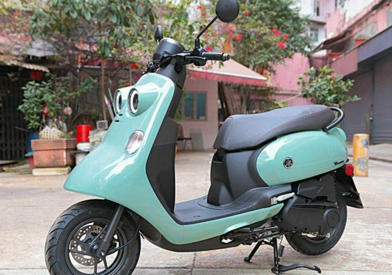 Yamaha new Vinoora 125 MY 2021, Si Mata Belo Yang Unyu Unyu..!
