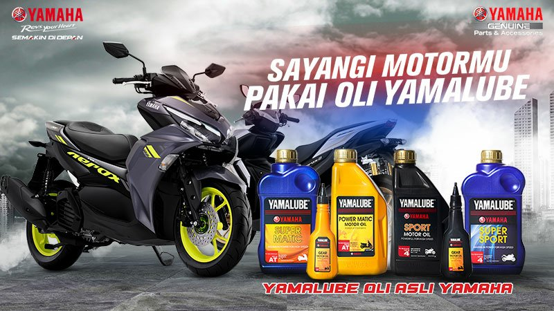 Tips Memilih Oli Motor Yamaha Yang Tepat Agar Motor Awet!