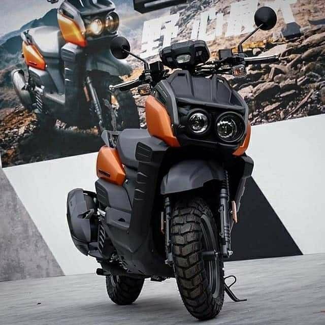 Yamaha Punya Skutik Adventure Ganas, Ini Dia BWS 125!