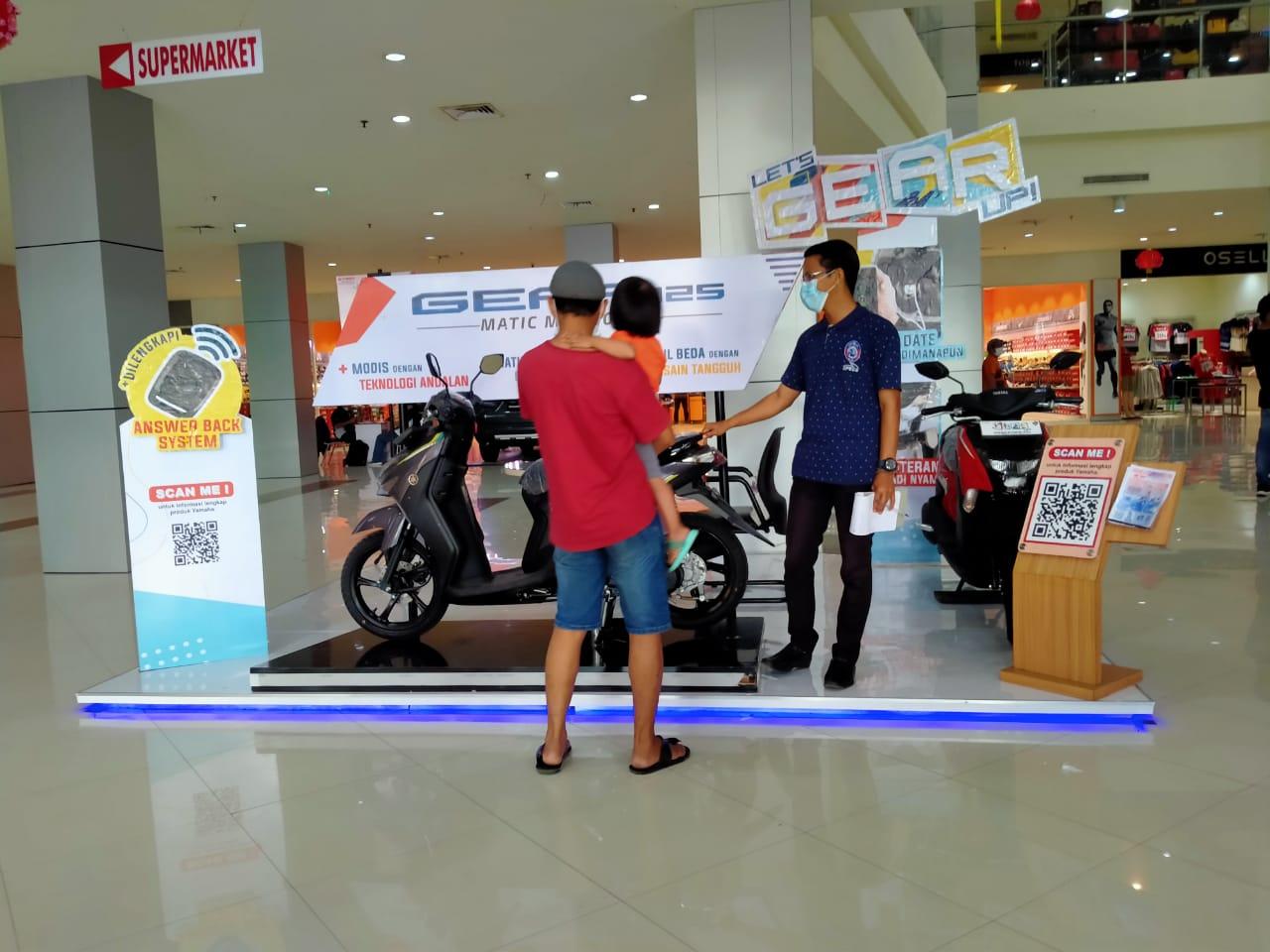 Yamaha Gear Exhibition Hadir Di Surabaya Dan Banyuwangi, Ada Promo Menarik Loh!