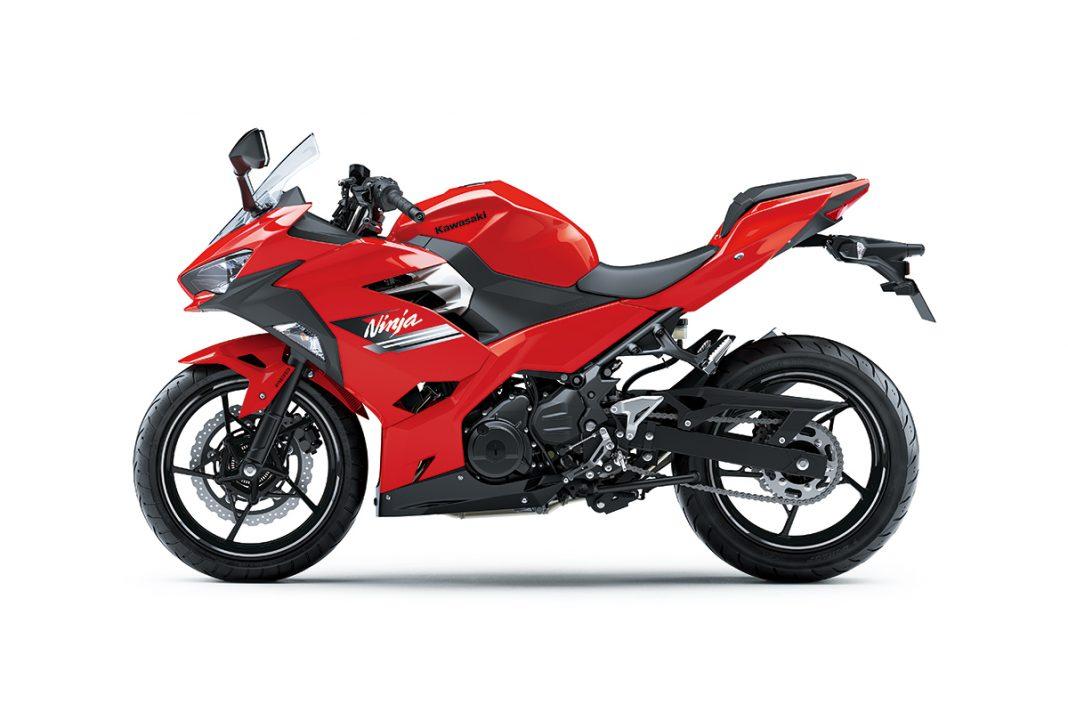 Warna Baru Kawasaki Ninja 250 Twin 2021