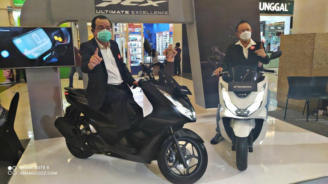 All New Honda PCX 160 Resmi Meluncur Di Jatim & NTT, Lebih Beringas dan Mewah!