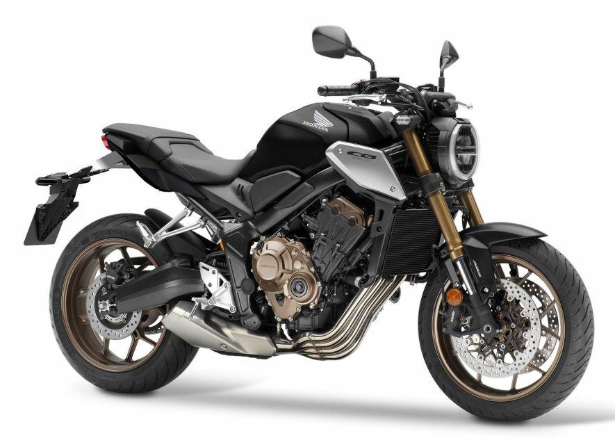 Honda CB650R Bergaya Neo Sport Café, Tampilan Makin Gagah!