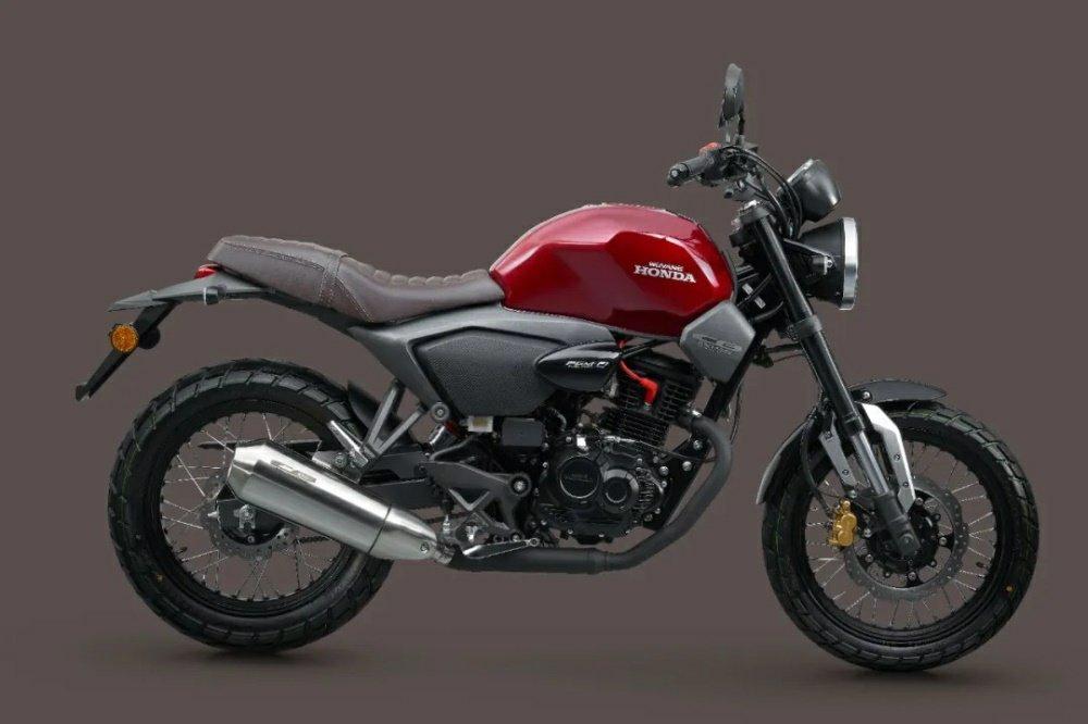 Honda CB190SS MY 2021, Sport Retro Yang Kece!