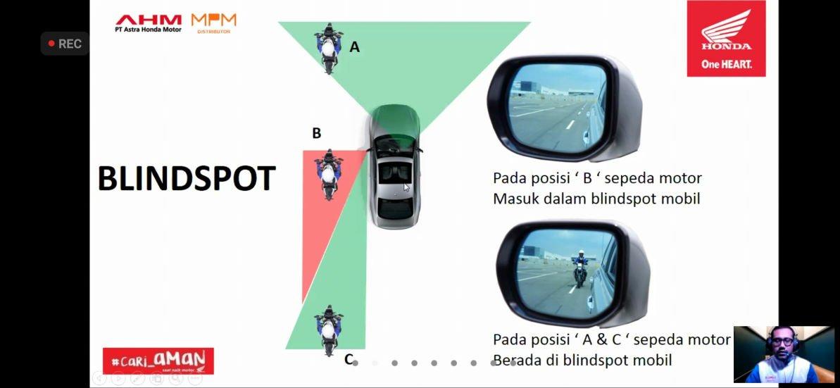 Blogger Vlogger Belajar Virtual Safety Riding PART 1: Memprediksi Bahaya!