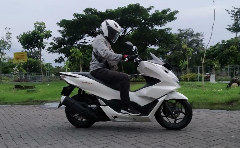 1000 Konsumen Antusias Ikuti Testride Honda PCX 160 Matic Besar