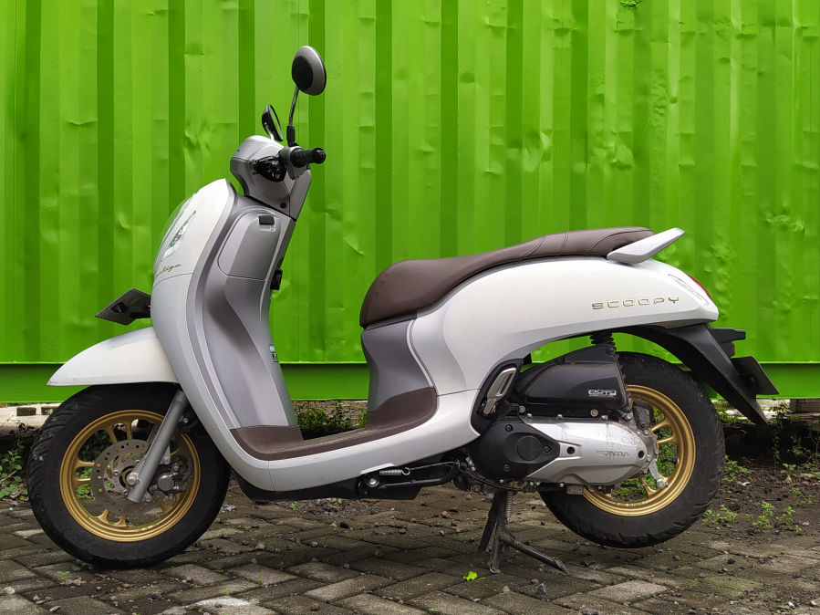 Review All New Scoopy 2021 Di Pakai Riding Harian