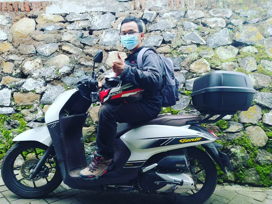 Honda Genio, Lama Lama Makin Suka!