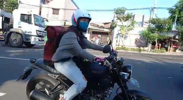 "Ketika ""JISEL"" Lady Bikers Berjiwa Kartini Naik Yamaha XSR155"