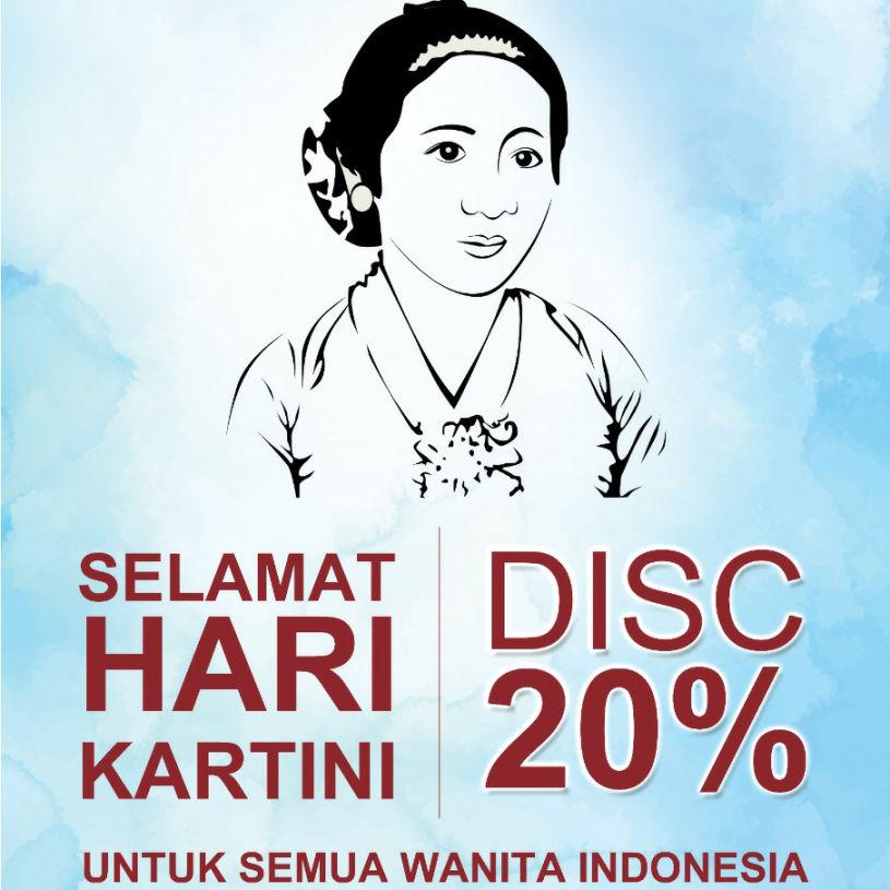 Yamaha Jatim Berikan Diskon Service 20% Khusus Wanita Di Hari Kartini