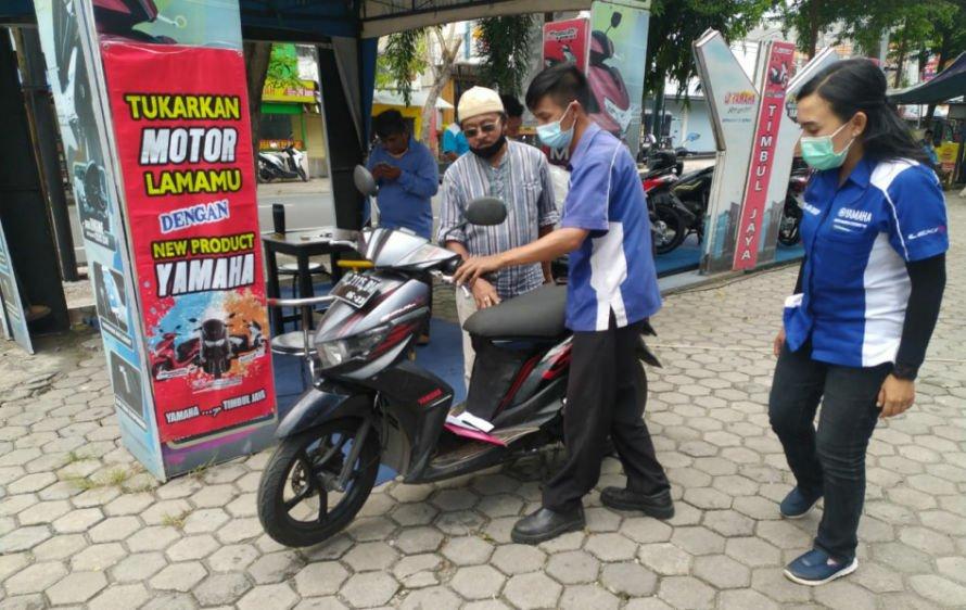 Dealer Yamaha Kediri, Tukar Tambah Motor Dapat Hadiah!