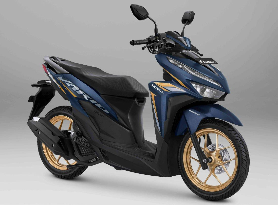 Honda Vario 125 Warna Baru Lebih Berani!