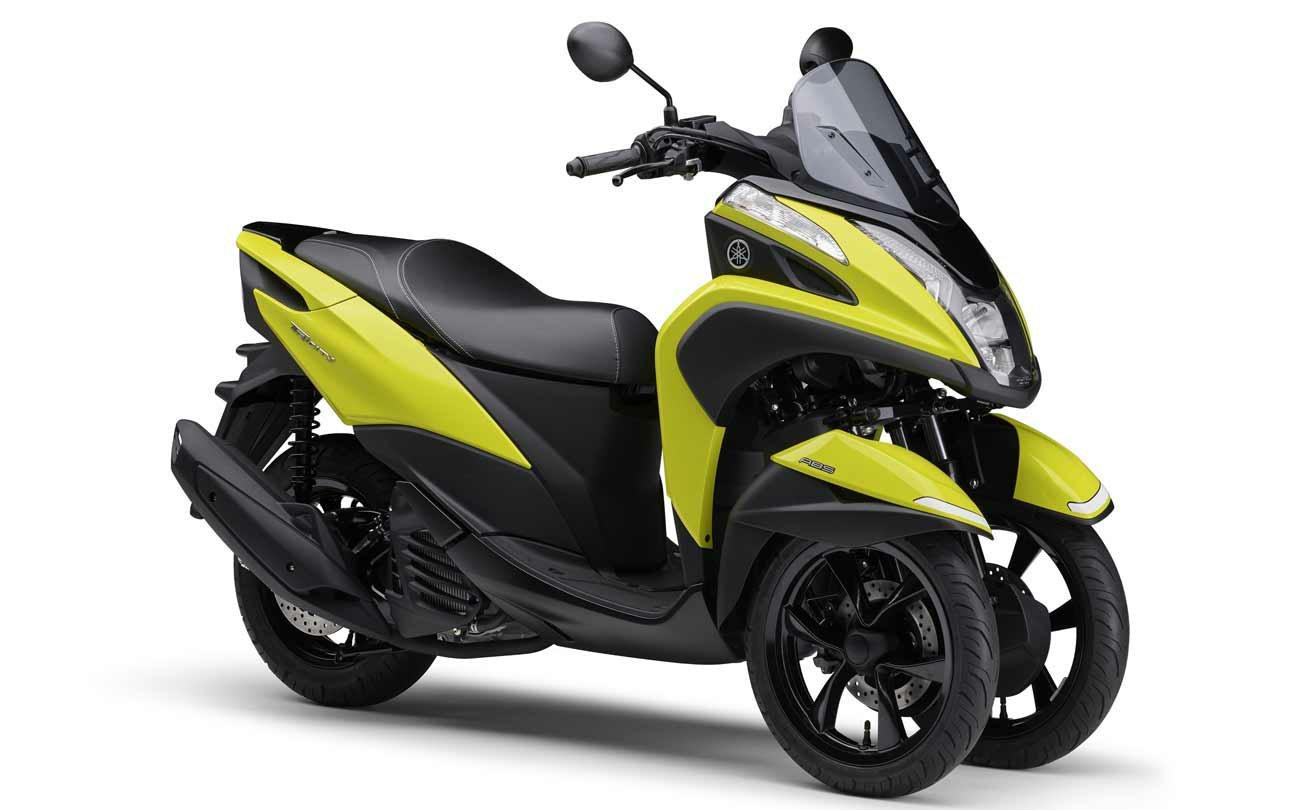 Yamaha Tricity 125 Hadir Dengan Sentuhan Warna Baru