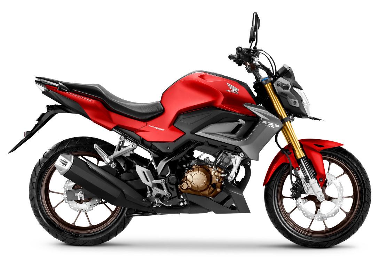 All New CB150R Streetfire 2021 Tampil Semakin Gagah Usung Desain Big Bike