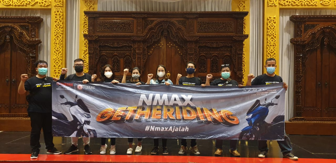 Final Nmax Getheriding, Mengungkap Ragam Fitur Canggih Di Nmax 155