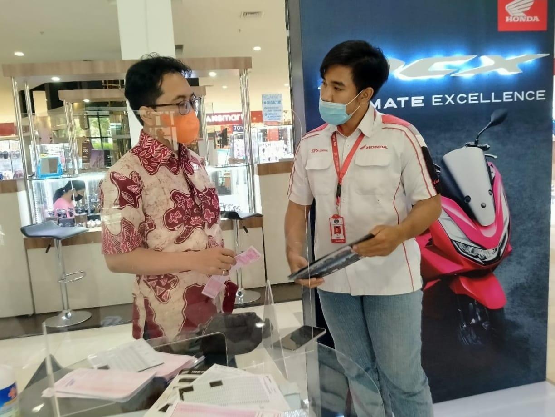MPM Gelar Pameran PCX Exhibition Di Surabaya dan Gresik, Ada Testride nya Juga Loh!
