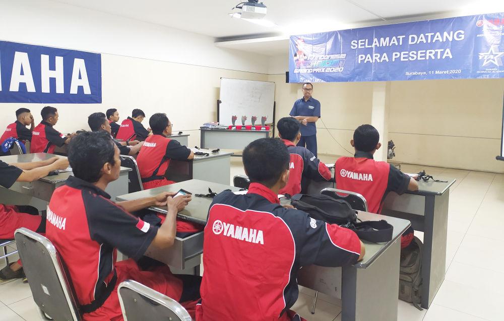 Telah Dibuka Pendaftaran Yamaha Engineering School (YES) 2021 di Surabaya, GRATIS!