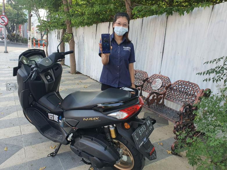 Wajib Tahu, Ini Cara Mengoperasikan Fitur Kontrol Traksi Di Yamaha Nmax