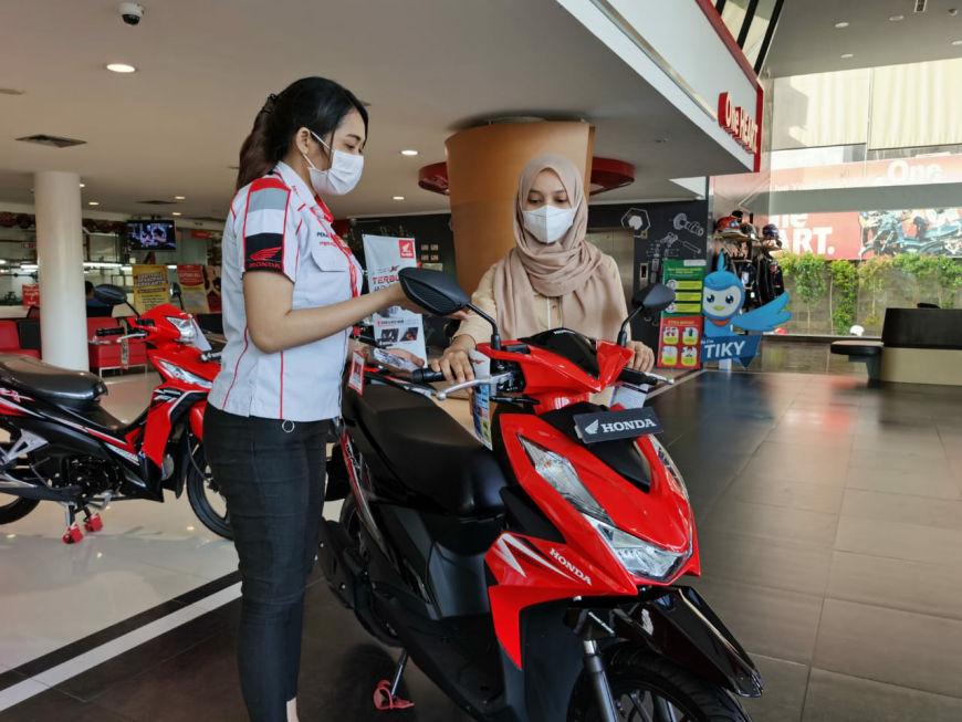 Surprise Berlipat, Beli Honda BeAT Series Berhadiah Mobil Honda Brio!