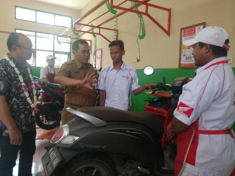 MPM Honda Jatim Gelar Program AHASS Academy, Ciptakan SDM Unggul Dan Berbakat
