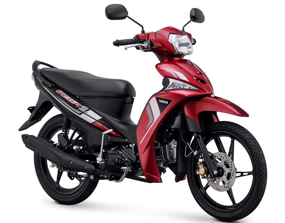 Motor Super Irit Yamaha Vega Force Tampil Dengan Warna Baru, Fresh Gaes!