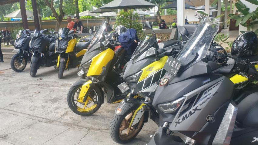 Yamaha XMAX, Skutik MAXI Kelas Ultimate Rasa Santai!