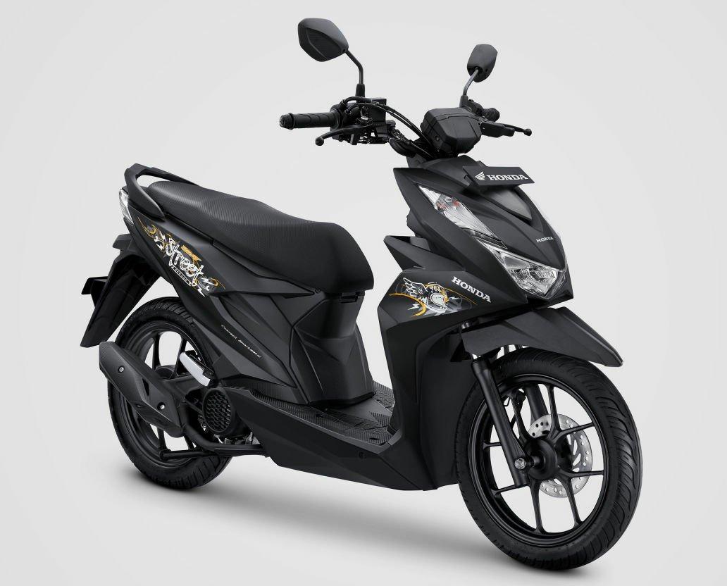 Warna Baru New Honda BeAT Street 2021, Mantab Cak!