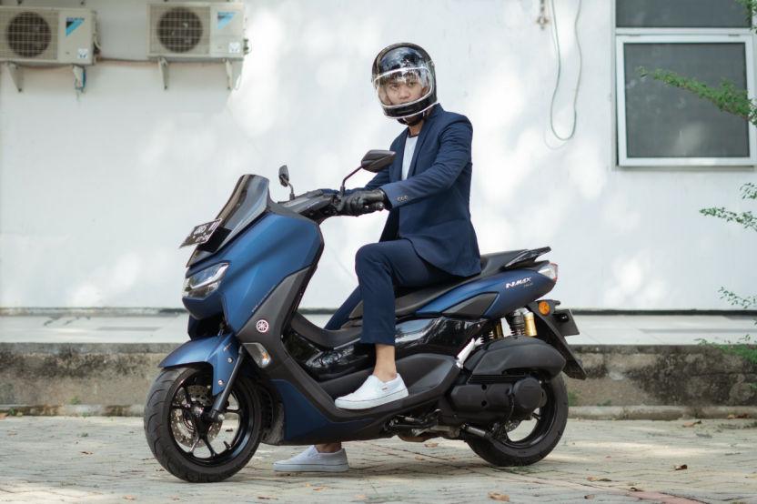 Bikin Tenang, Yamaha Nmax 155 Punya Fitur Anti Maling