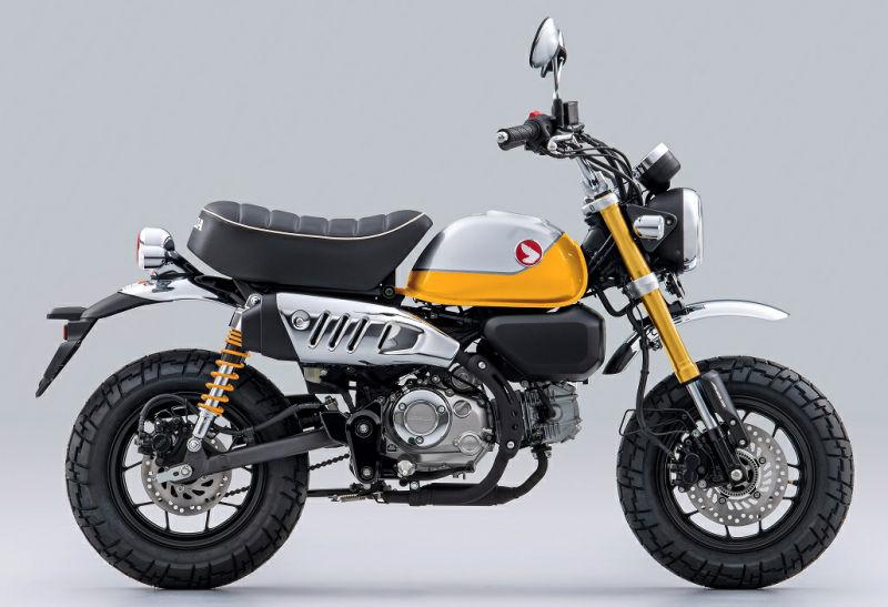 Honda Monkey Hadir Dengan Tampilan Baru Semakin Bergaya