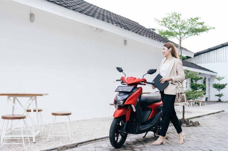 Promo Pembelian Online Motor Yamaha, Praktis Dan Untung Banyak!