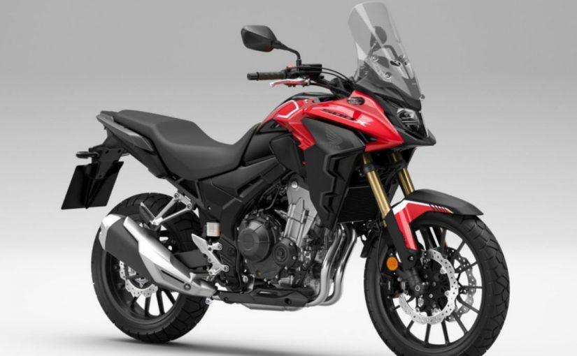 Tampilan Baru Honda CB500X, Big Bike Populer Bergaya Adventure