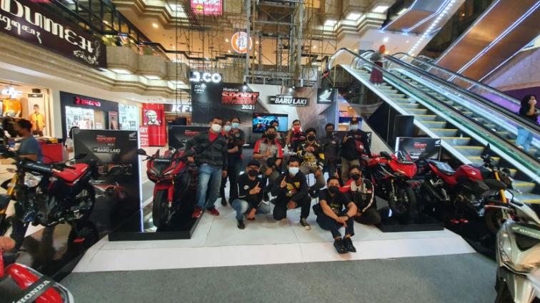 MPM Ajak Komunitas Ramaikan Honda Sport Motoshow di Surabaya