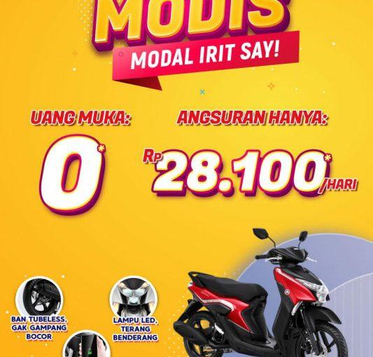 Yamaha Jatim: Promo Modis Yamaha GEAR 125 Gak Abis-Abis!