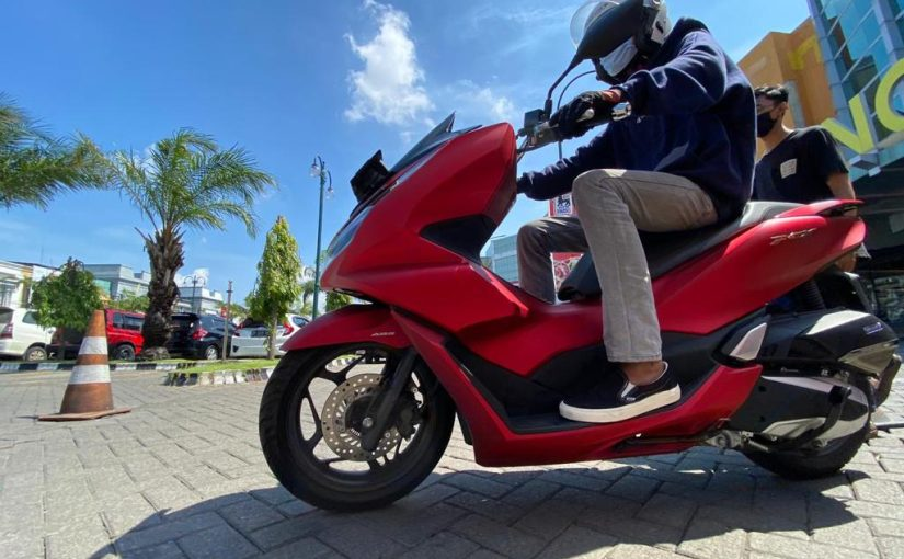 Promo Special Deal Untuk Pembelian Honda PCX160 #MATICBESAR