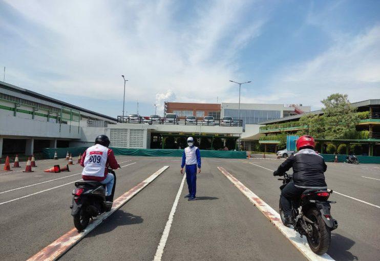 MPM Honda Jatim Berikan Edukasi #Cari_Aman Kepada 20 Konsumen Terpilih