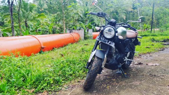 Nyobain Riding Harian Yamaha XSR155, Bagian Ini Suka Banget Deh