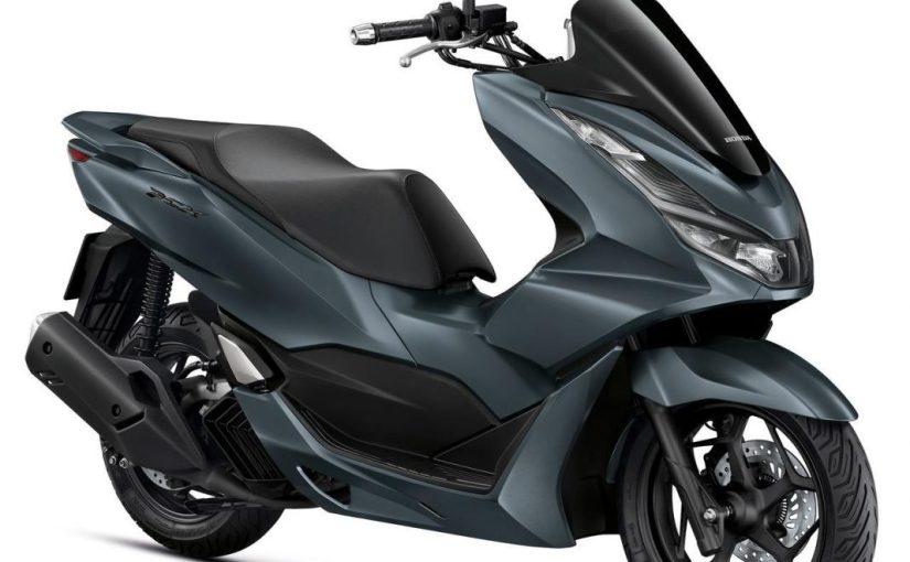 Honda Merilis Warna Baru Honda PCX 160 Versi 2022