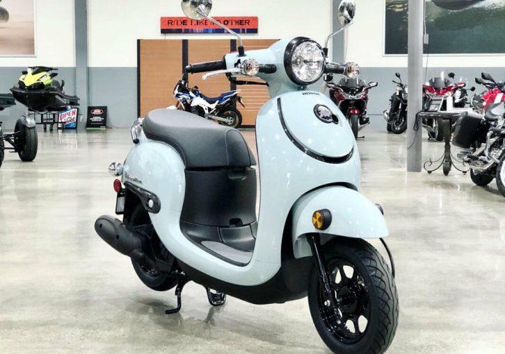 Honda Metropolitan 2022, Skutik Mungil Yang Nyentrik Ala Vespa